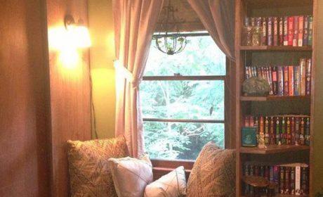 بهترین مدلهای قفسه کتاب برای اتاق خواب و نشیمن