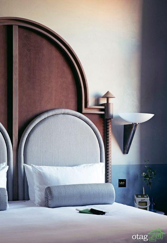 8  قدم برای طراحی داخلی اتاق هتل، مدرن و کلاسیک