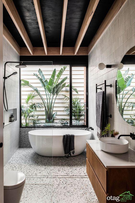 14 مزیت استفاده از کناف سرویس بهداشتی و حمام