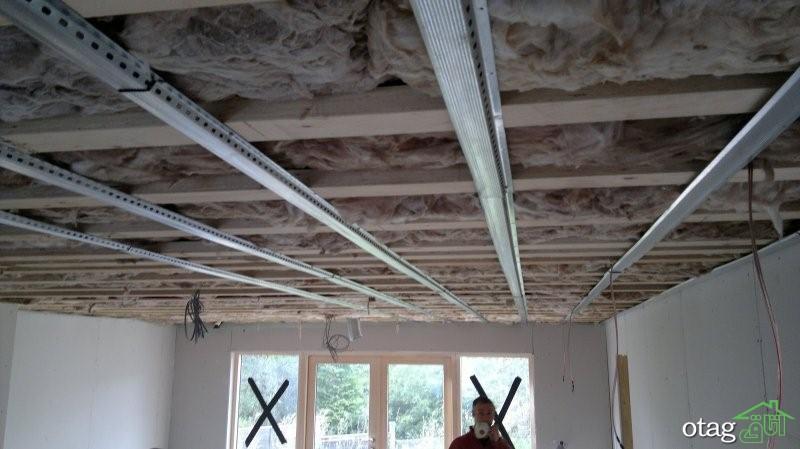 اهمیت عایق صوتی ساختمان، 12 نمونه دیواری و سقفی