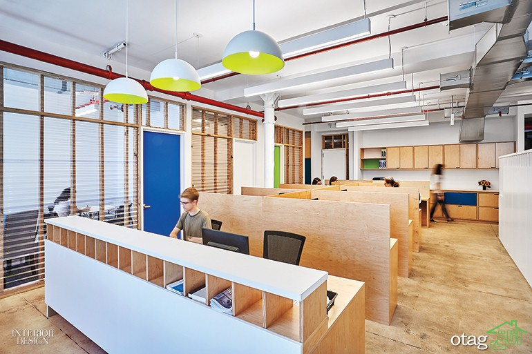 6 نمونه از تفاوتهای انواع بازسازی ساختمان اداری