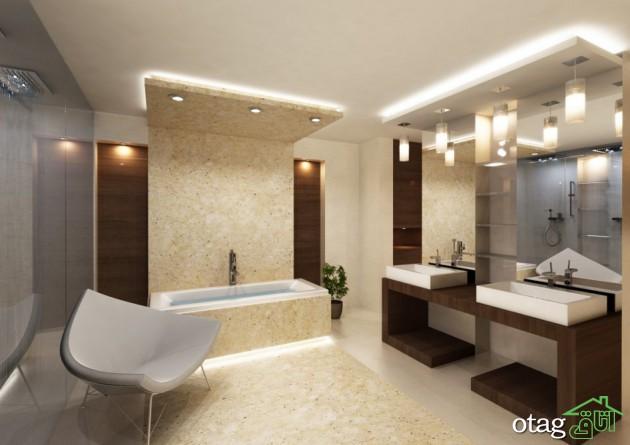 14 ویژگی سقف کاذب سرویس بهداشتی و حمام