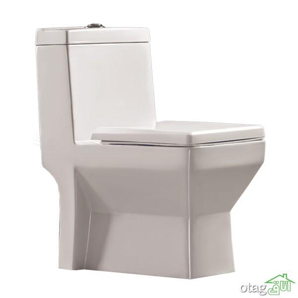 39 مدل بهترین توالت فرنگی دیواری و تاشو + خرید
