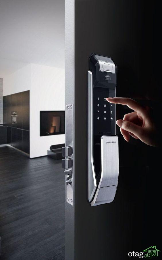 معرفی انواع سنسور درب و پنجره برای امنیت خانه شما