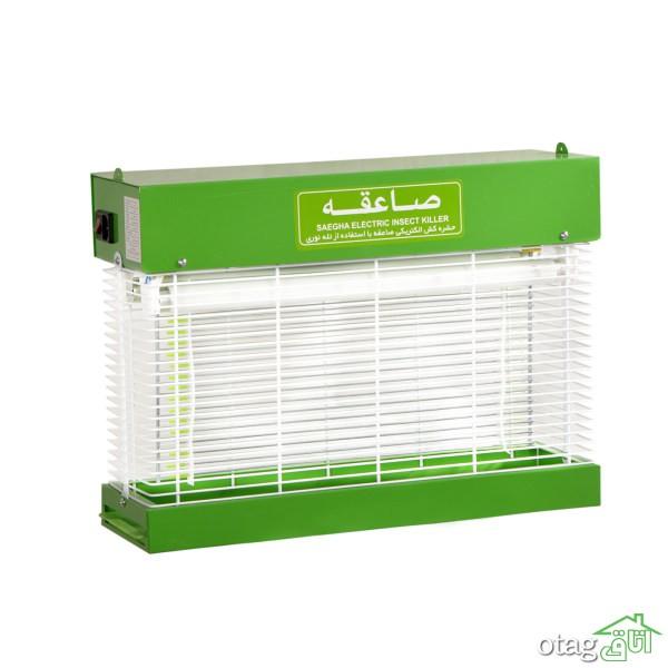 قیمت 39 مدل حشره کش برقی، دستی و رومیزی + خرید