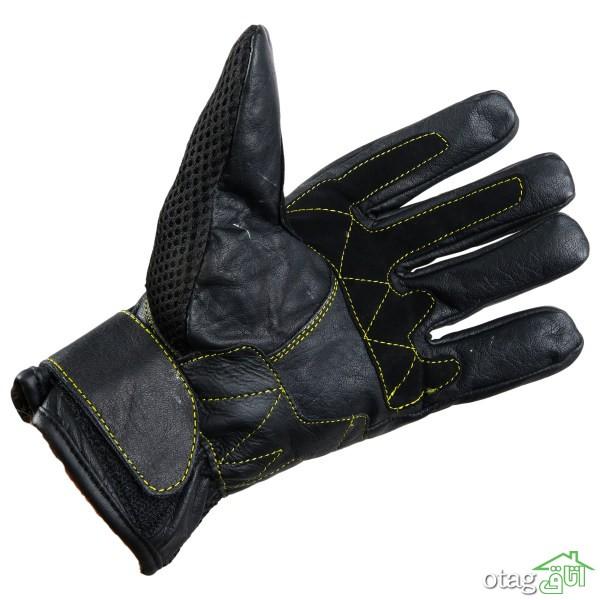 41 مدل دستکش موتورسیکلت با کیفیت عالی + خرید