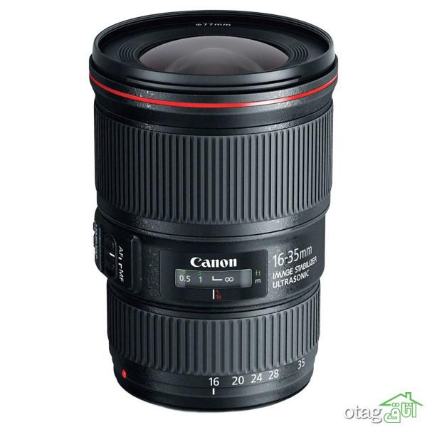 قیمت 41 مدل لنز دوربین کانن، نیکون، سونی + خرید