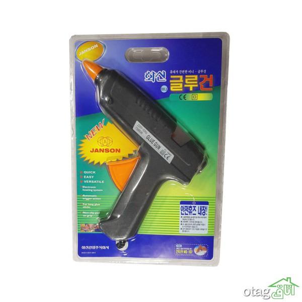 قیمت 39 مدل چسب حرارتی تفنگی [ با قیمت ارزان ] + خرید