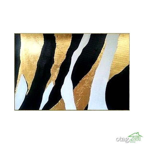 لیست قیمت 41 مدل تابلو ورق طلا باکیفیت + لینک خرید
