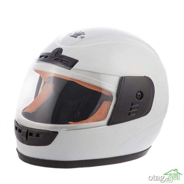 قیمت 39 مدل کلاه کاسکت موتورسیکلت با کیفیت در سال 2020 + خرید