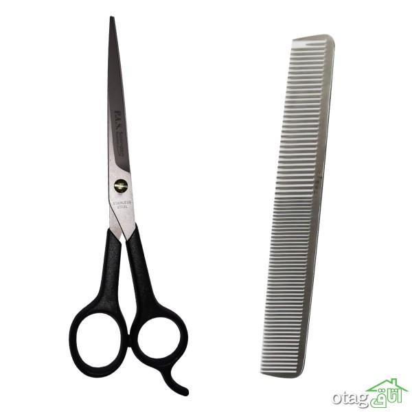 خرید 41 مدل  قیچی آرایشگری ویژه، بهداشتی و فلزی
