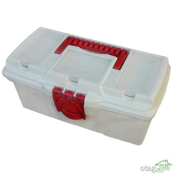 39 مدل جعبه کمک های اولیه با قیمت مناسب + خرید