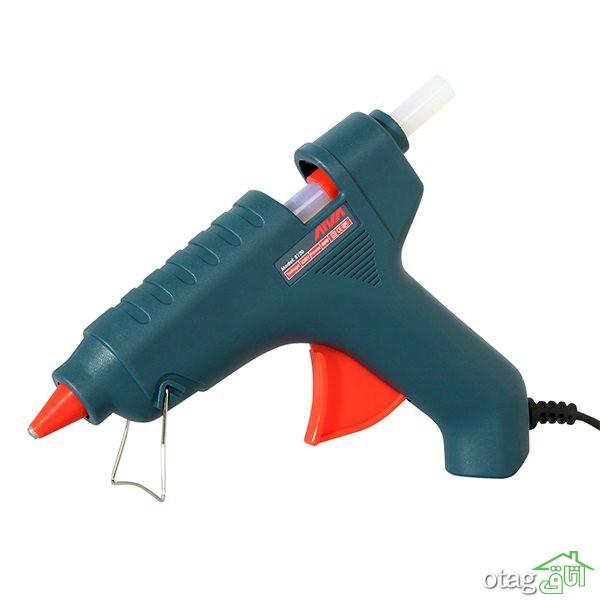 قیمت 24 مدل چسب حرارتی تفنگی [ با قیمت ارزان ] + خرید