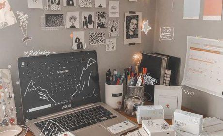 ایدههایی برای دکوراسیون اتاق مطالعه مدرن، پسرانه و دخترانه
