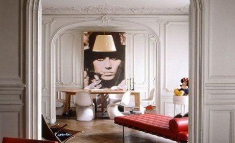 آشنایی با استایل شیک سبک فرانسوی و جسورانه ترین رنگ ها