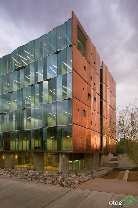بررسی نمای ساختمان شیشه ای، چهار عیب و چهار مزیت