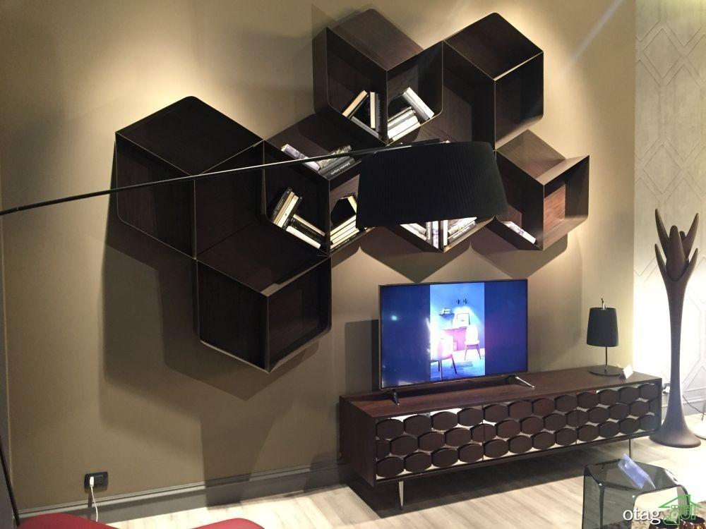 طراحی داخلی اتاق نشیمن شگفت انگیز  باید اینگونه باشد