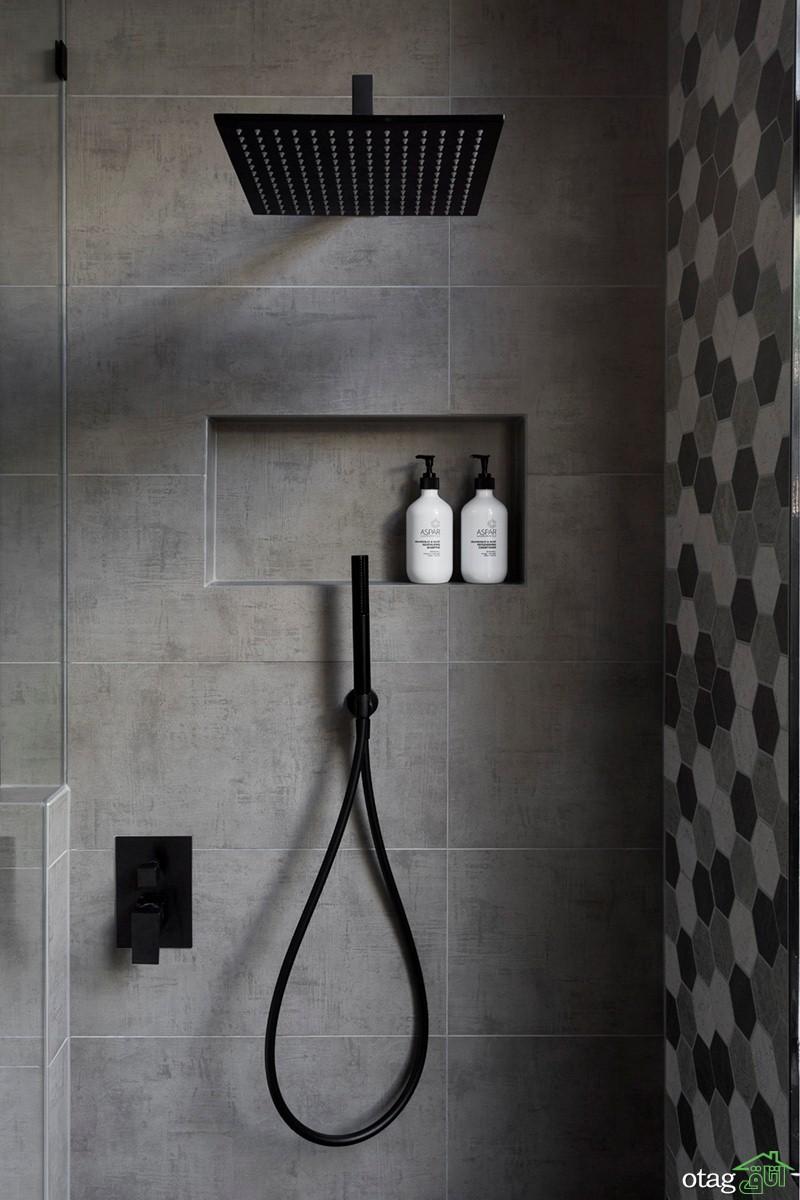 تورفتگی حمام  قدیمی یا مدرن ؟ بررسی طراحی ایده آل تو رفتگی حمام