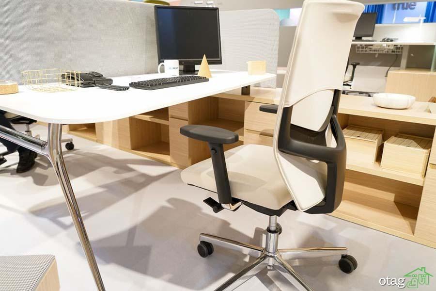 تغییر شکل کلی و آسان دفتر کار به کمک مبلمان اداری