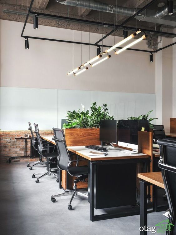 چگونه محیط کار خود را راحت و انرژی بخش طراحی کنیم