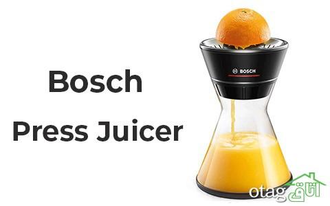 مقایسه انواع اب مرکبات گیری بوش یا آب پرتقال گیری بوش
