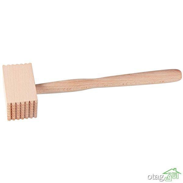 41 مدل بهترین بیفتک کوب فلزی و چوبی با کیفیت + خرید