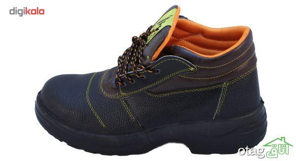 41 مدل بهترین کفش ایمنی با قیمت مناسب، ضد آب و عایق + خرید