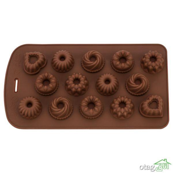 قیمت 39 مدل قالب شکلات فانتزی شیک + خرید