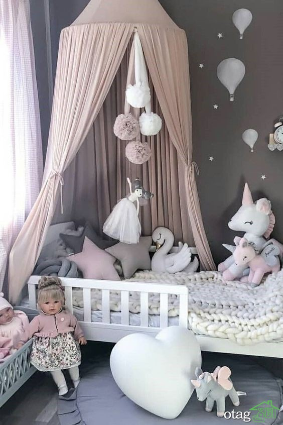 سرویس خواب نوزاد دختر را چگونه انتخاب کنیم؟