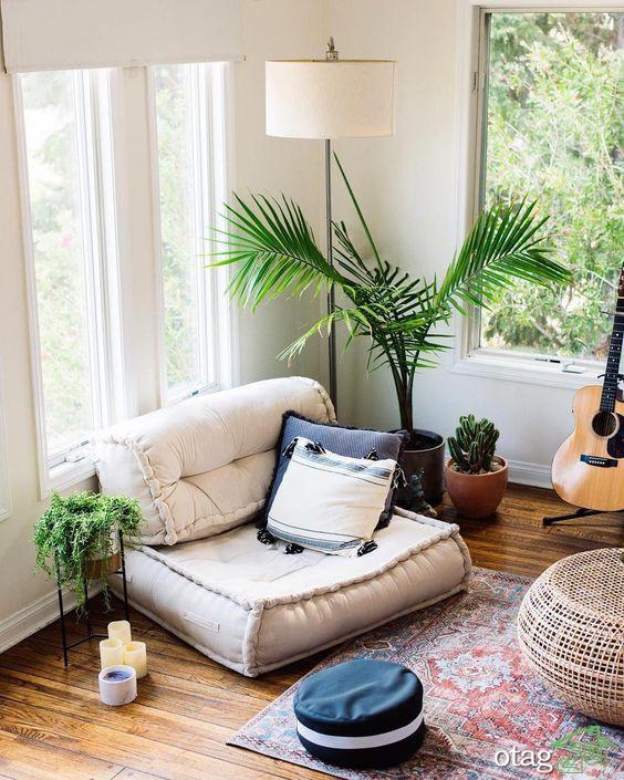 چگونه یک اتاق مراقبه و مدیتیشن برای خود ایجاد کنید