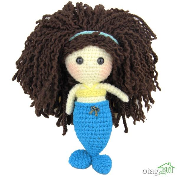 لیست قیمت 41 از بهترین عروسک بافتنی  باکیفیت در بازار + خرید