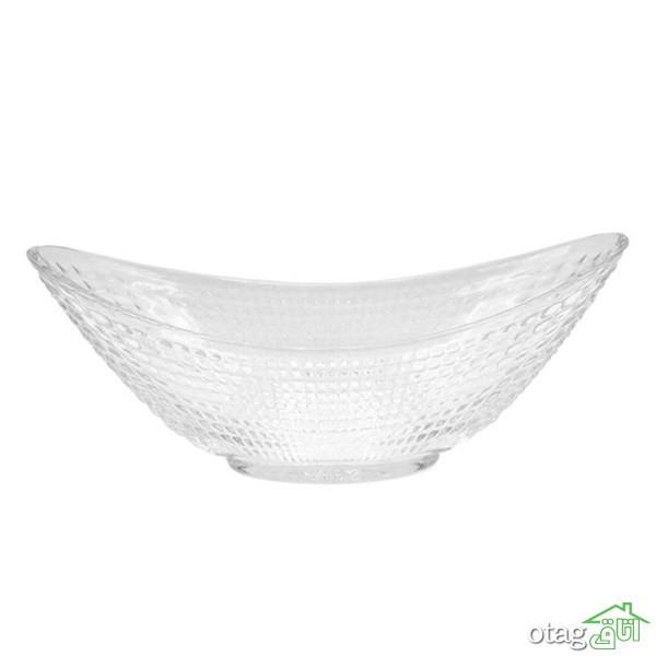 خرید 41 مدل ظرف کشکول شیک، شیشه ای و فلزی