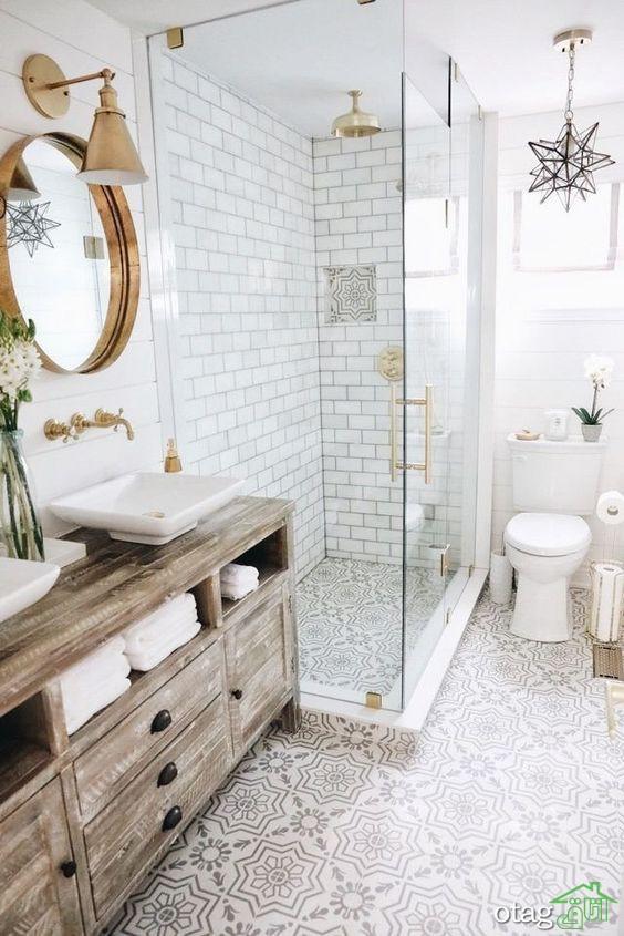 آموزش نحوه تعمیر و به روز کردن کاشی کف حمام