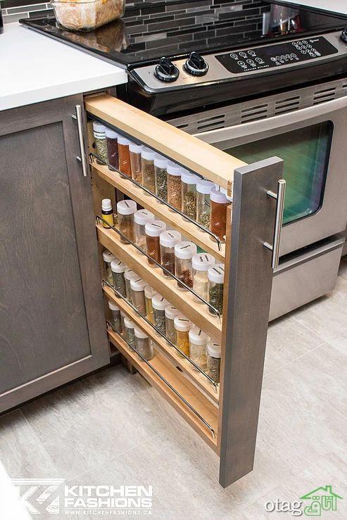 راهنمای بهینه سازی آشپزخانه جهت تغییر عادات غذایی نادرست