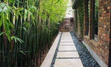 راهنمای ساخت مسیر سنگ فرش برای حیاط خانه و باغ