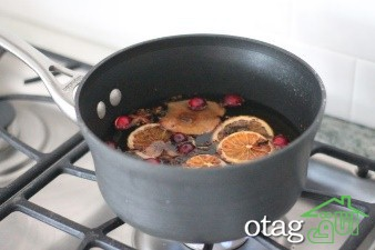 با اسطوخودوس خشک شده و جوش شیرین از بوی خوب خانه لذت ببرید