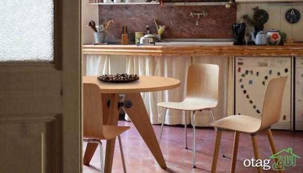 40 مدل میز ناهارخوری کوچک مناسب هر سلیقه و بودجه ایی