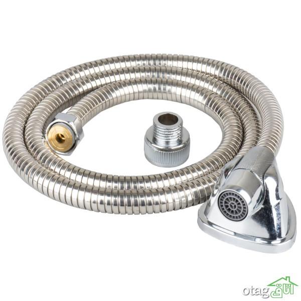 لیست قیمت 39 مدل شلنگ توالت باکیفیت در بازار + لینک خرید