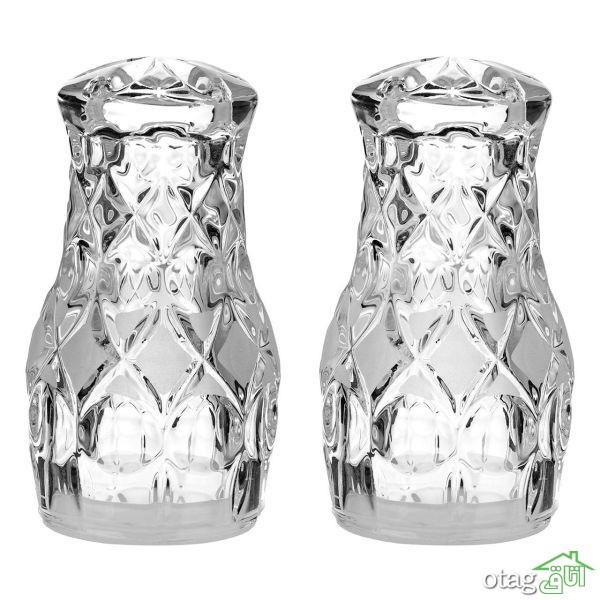 41 مدل بهترین شکرپاش فلزی و شیشه ای مدرن در بازار + خرید