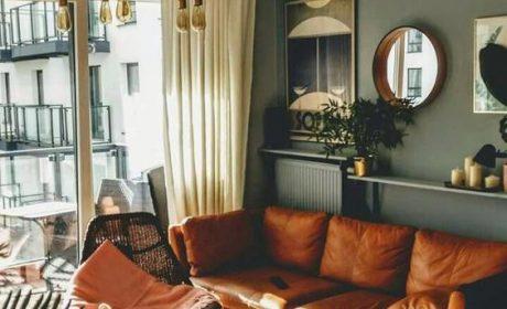 انتخاب دکوراسیون خانه مطابق با رنگ فصل سرد