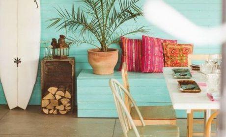 چطور یک دکوراسیون سبک ساحلی آرامش بخش داشته باشیم
