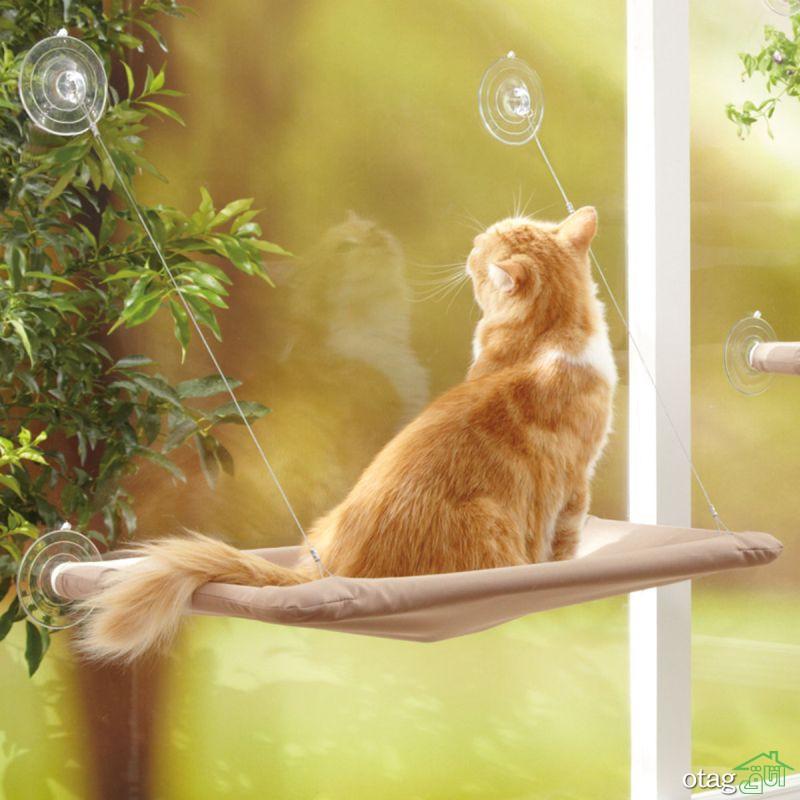 20 مدل جای خواب گربه شیک و ساده مناسب دکوراسیون های امروزی