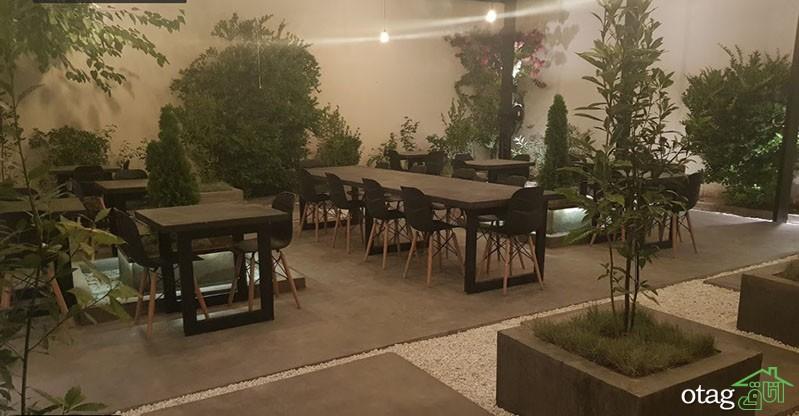 بررسی طراحی رستوران و کافی شاپ در ایران / کافه کاراکتر