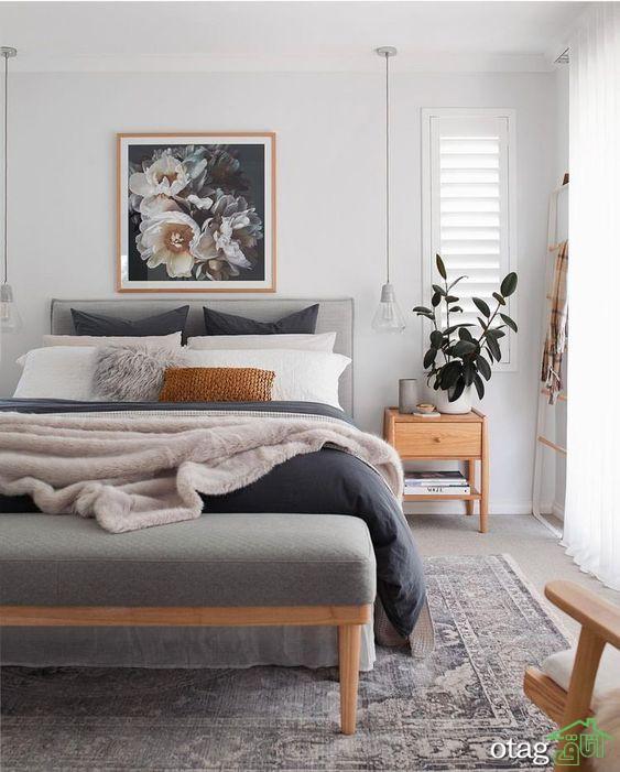 لذت یک خواب راحت با طراحی اتاق خواب جدید