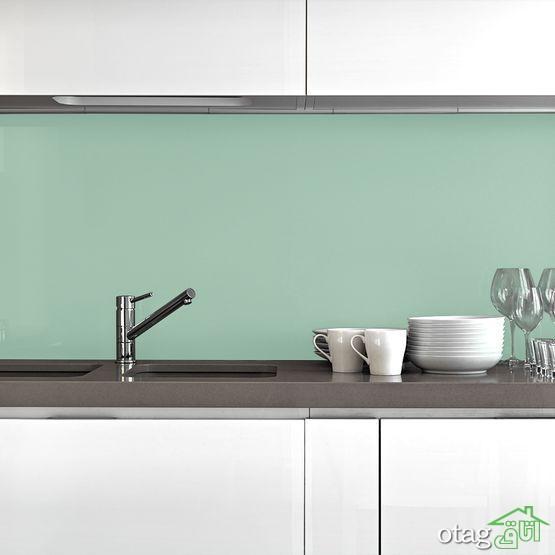 روش های جدید رنگ آمیزی آشپزخانه با ترکیب رنگ های شاد و جذاب
