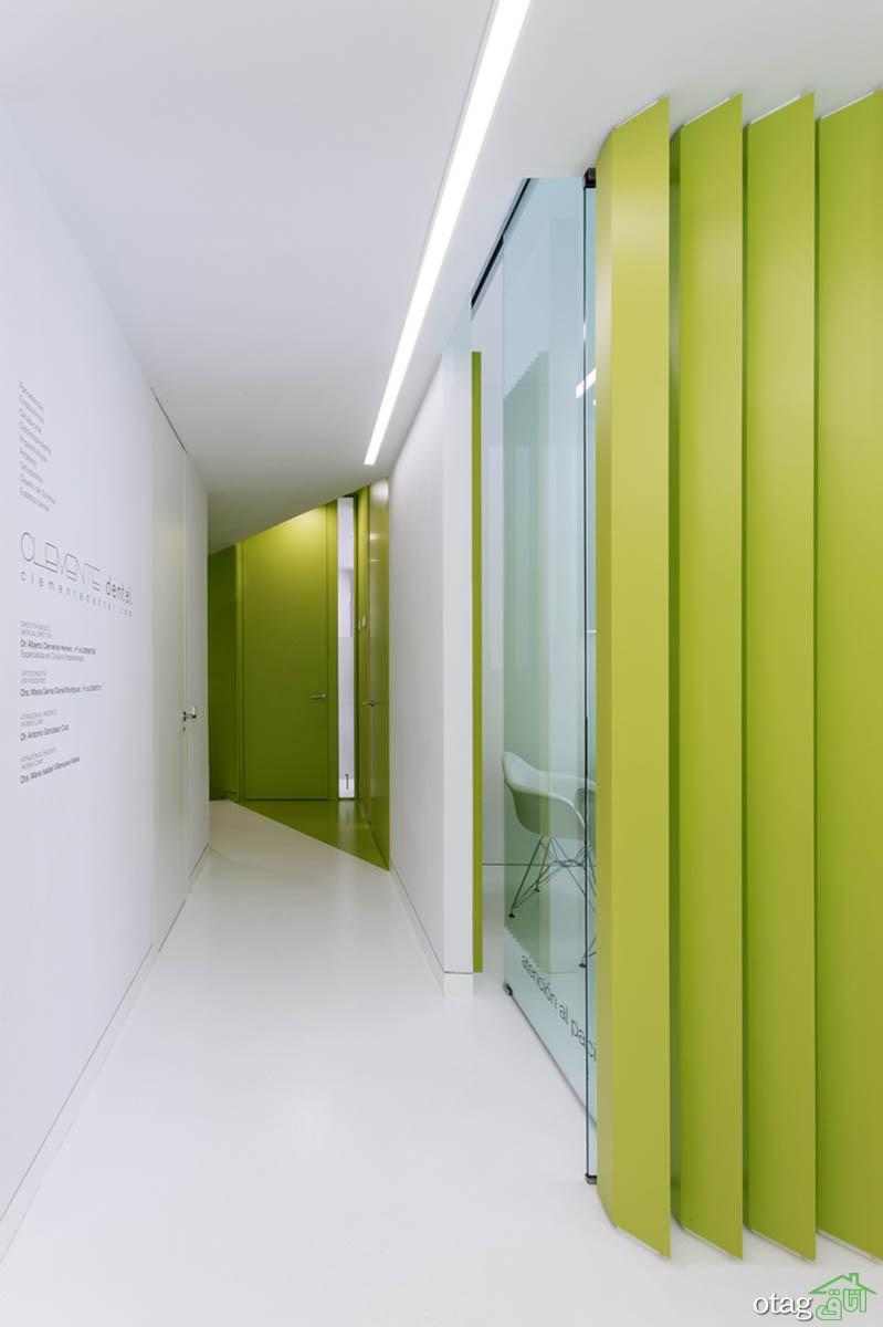 معرفی ایده های جالب و جدید برای طراحی داخلی کیلینیک درمانی