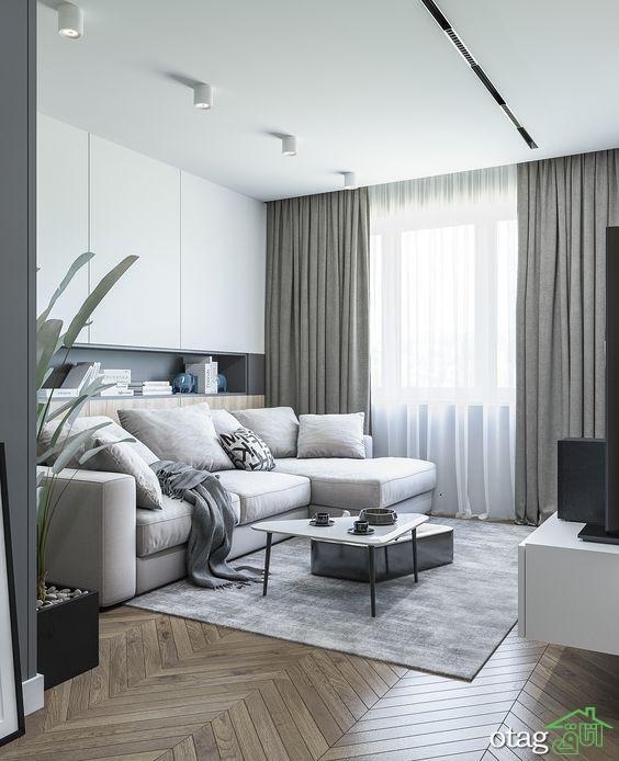 رنگ های خنثی در طراحی داخلی منزل، از دیوارها گرفته تا مبلمان