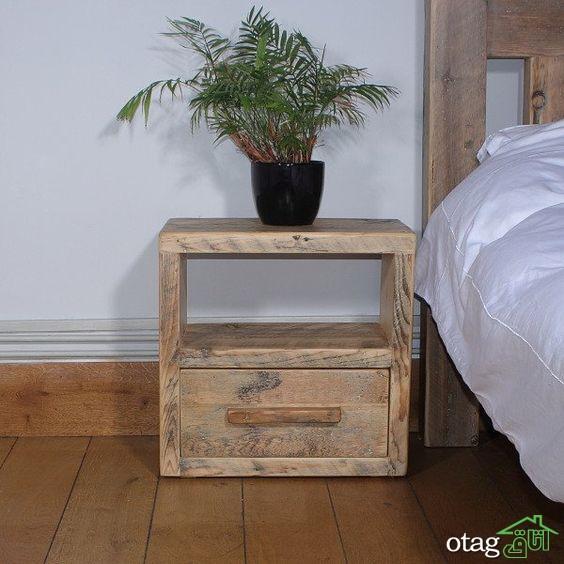اتاق خواب به سبک روستیک با نحوه انتخاب و چینش وسایل مناسب