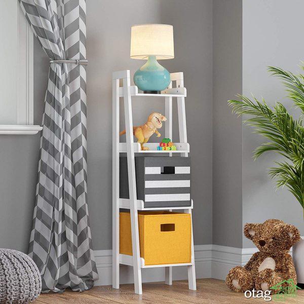40 مدل شلف ایستاده در طرح های جدید مناسب برای منازل کوچک