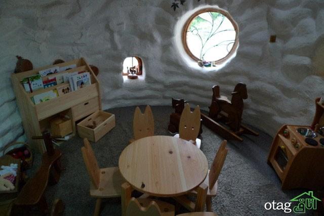 مدل های جالب ساخت کلبه کوچک در دل طبیعت دور از شهر و روستا